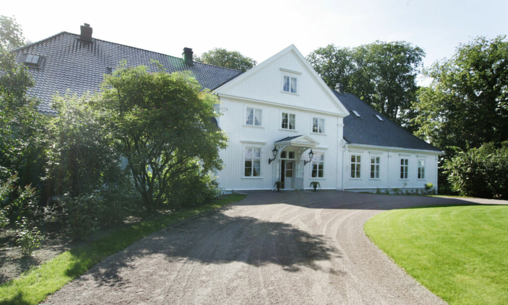 PRIVAT FEIRING: Tirsdag feires kongeparet med familie og venner på Bygdøy kongsgård. Foto: NTB Scanpix
