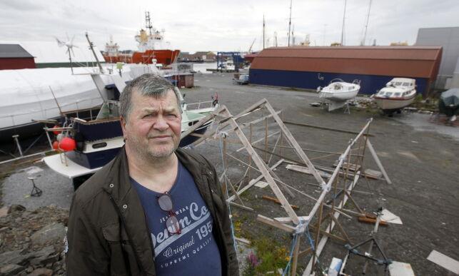 Finn Halvorsen saken  Foto Harald Nordbakken