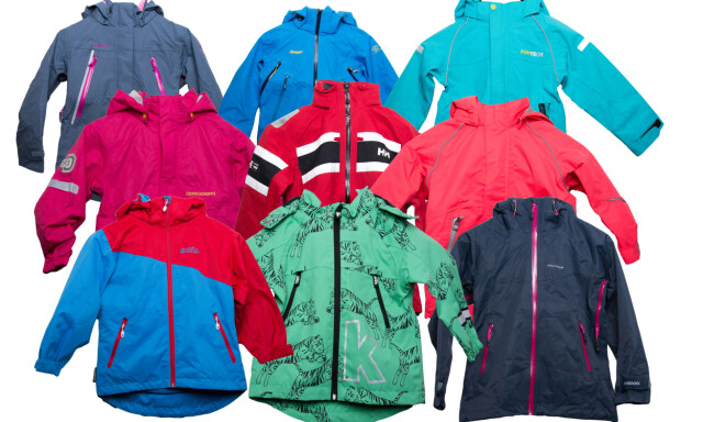 11b3ebc08 Beste jakker for barn - DinSide