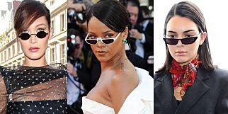 image: Stjernene elsker de rare brillene