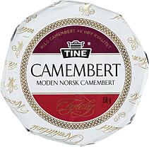 <strong>NORSK:</strong> Camembert har vært produsert i Norge siden 1889. Foto: Tine