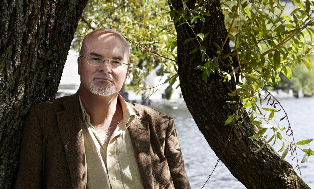 image: Professor Nils Rune Langeland har fått sparken