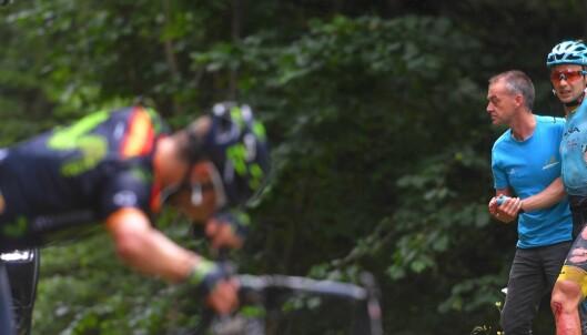 Sykkelstjerne etter mannefall i touren: – Sikkerheten må settes først