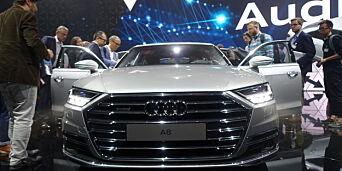 image: Tysk gigantskandale: VW, Porsche, Audi, BMW og Mercedes samarbeidet siden 90-tallet