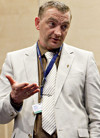 STATSSEKRETÆR: Roy Angelvik (Frp). Foto: NTB Scanpix