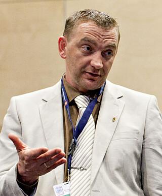 BRUTT REGLER?: Statssekretær Roy Angelvik beskyldes for å ha brutt alle regler da han ikke gjorde noe med hemmelige e-poster han fikk på privat mail. Foto: NTB Scanpix