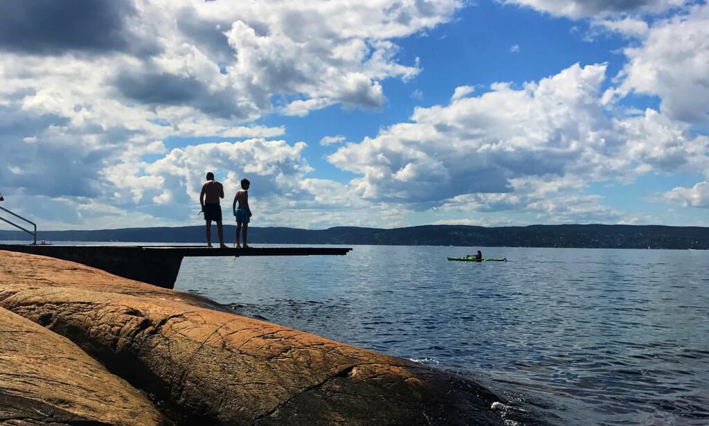 SOMMERFERIE: Skal du tilbringe deler av ferien i Norge i sommer, kan disse tipsene komme godt med. Foto: Hanna Sikkeland.