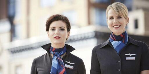 image: Ansatte til krig mot American Airlines: Hevder uniformene gjør dem syke