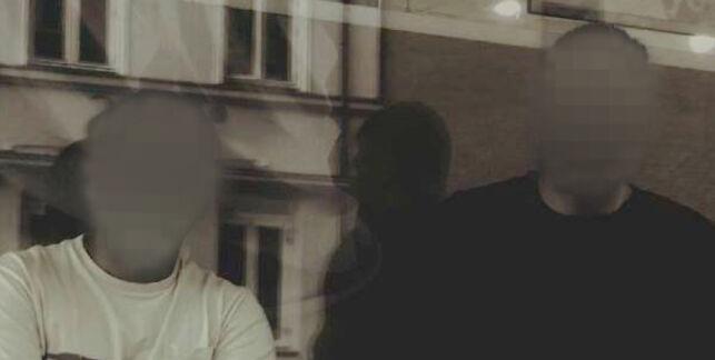 image: I 2015 skjøt mannen til venstre mot utestedet Da Vinci i Oslo. Søndag skjøt mannen til høyre fire personer ved Blå. Her poserer de sammen