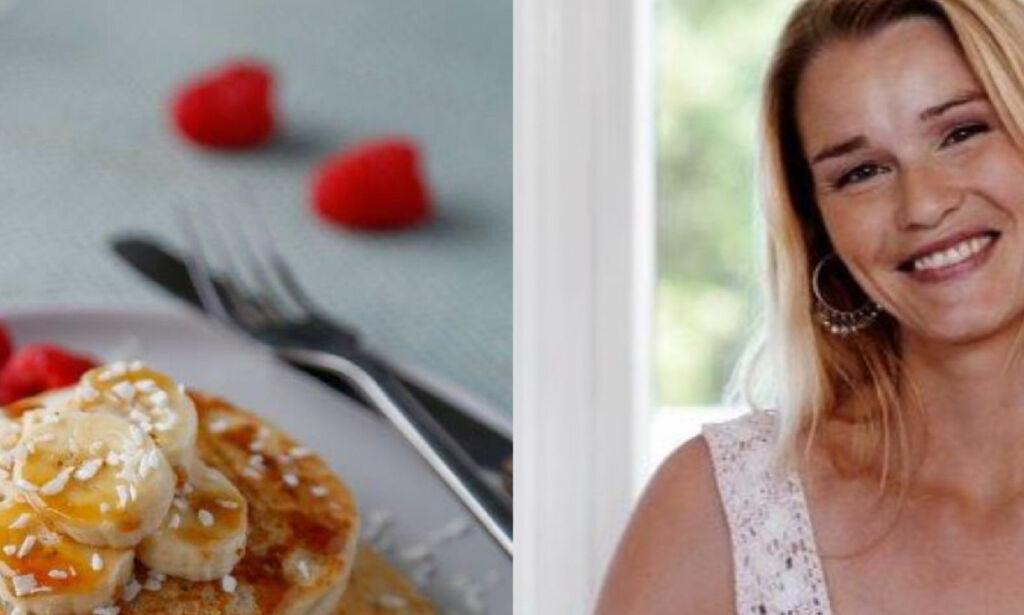image: Maria fikk så mye skryt for maten sin at hun la lektorjobben på hylla og ble matblogger på fulltid