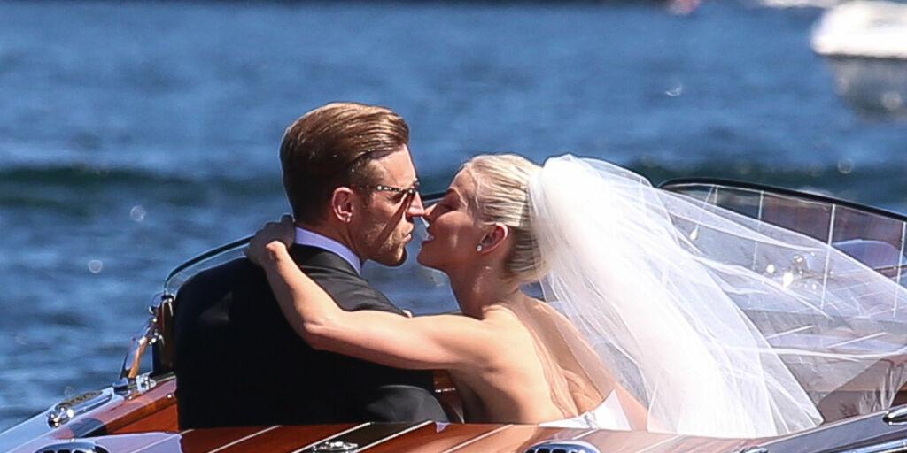 image: Julianne Hough giftet seg med NHL-spiller i overdådig bryllup