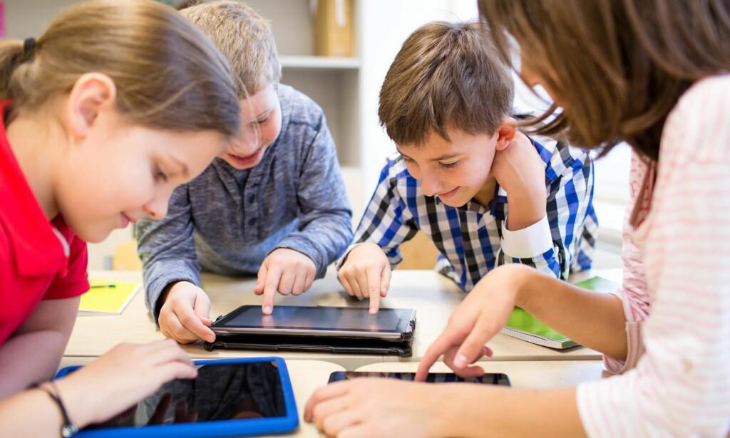 SKOLEDEBATT: Det diskuteres om gutter bør begynne senere på skolen. Løsningen er heller mer lekne og moderne tiltak, på barnas premisser, skriver artikkelforfatteren. Foto: Syda Productions / Shutterstock /   NTB scanpix