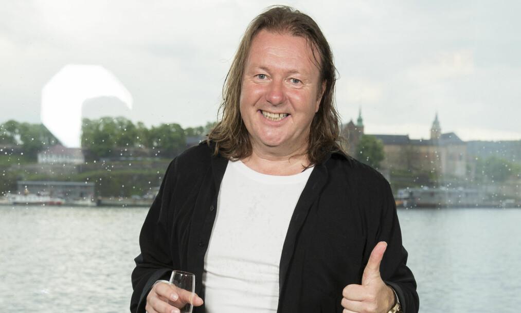NY ROLLE: Svein Østvik gleder seg til å spille en stor rolle i den nye norske filmen «Meet Market». Foto: Espen Solli, Se og Hør