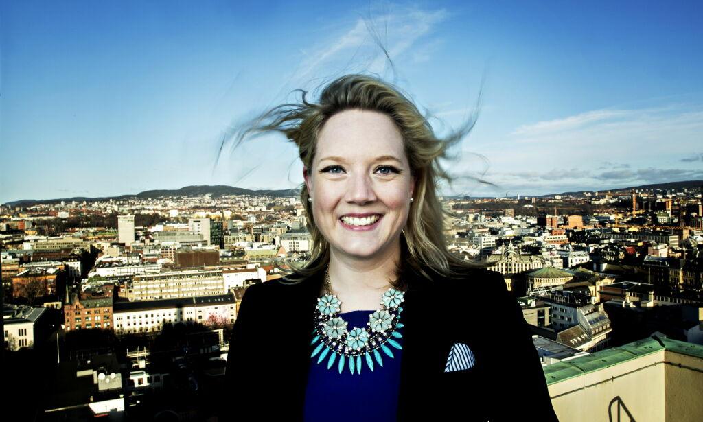 image: Tre kvinner vil ha makta i Oslo Frp. To av dem liker ikke den tredje særlig godt