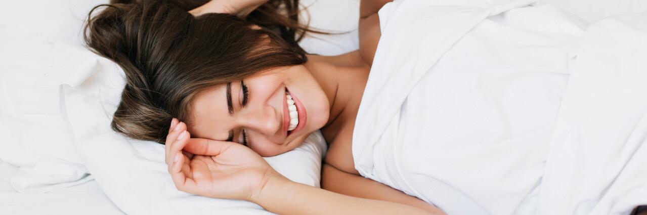 GOD FØLELSE: Mange opplever tilfredsstillelse og en slags indre ro etter orgasme. FOTO: Scanpix