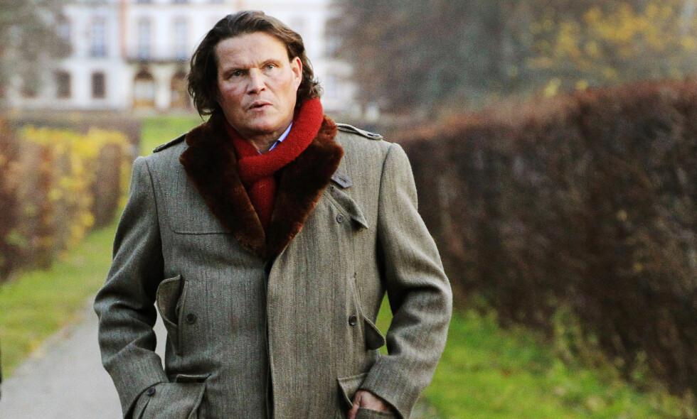 SLET MED ALKOHOLPROBLEMER: TV-kokk Per Morberg og hans kone Ines åpner for første gang opp om førstnevntes tidligere alkoholproblemer. De har vært sammen i 37 år, hvor de har vært gift i 29 av dem. Foto: NTB Scanpix