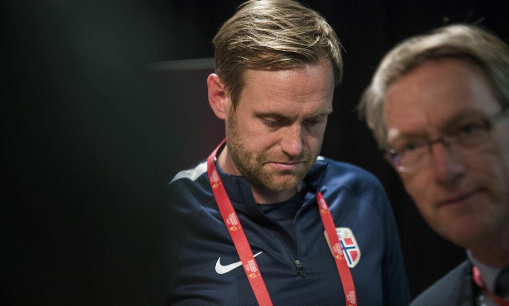image: Gjør ikke som rivaler før EM-starten: - Vi vil være åpne