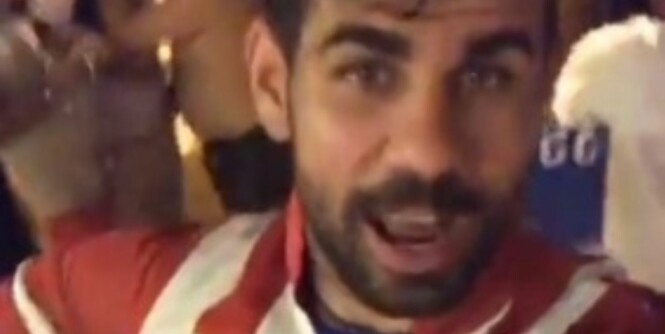 Chelsea-stjerna ønsker overgang - publiserte live-sending i Atletico-drakt