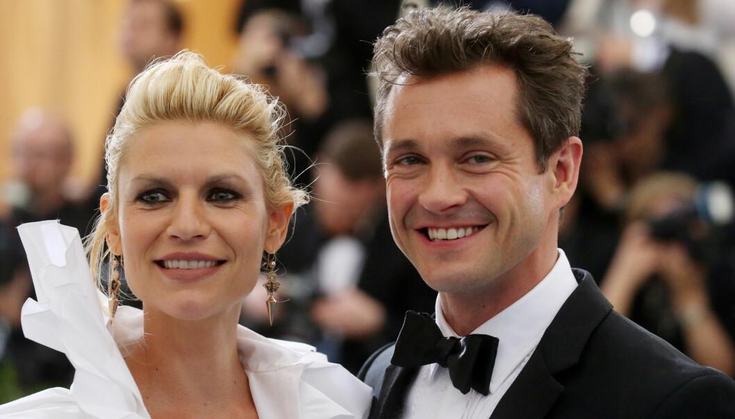 <strong>GIFTET SEG:</strong> Siden 2009 har Claire Danes vært gift med den britiske skuepspilleren Hugh Dancy, og sammen har de ett barn. Foto: NTB Scanpix