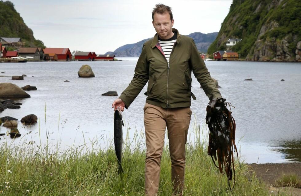 Spar på beina: Det finnes mange måter å tilberede laks på. Så ikke kast fiskebeina, for det er her vi finner noe av det beste kjøttet. Foto: Mette Randem