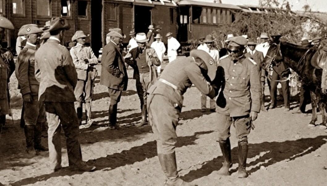 Slik dannet Tyskland «den første konsentrasjonsleiren som hadde til oppgave å utrydde mennesker»