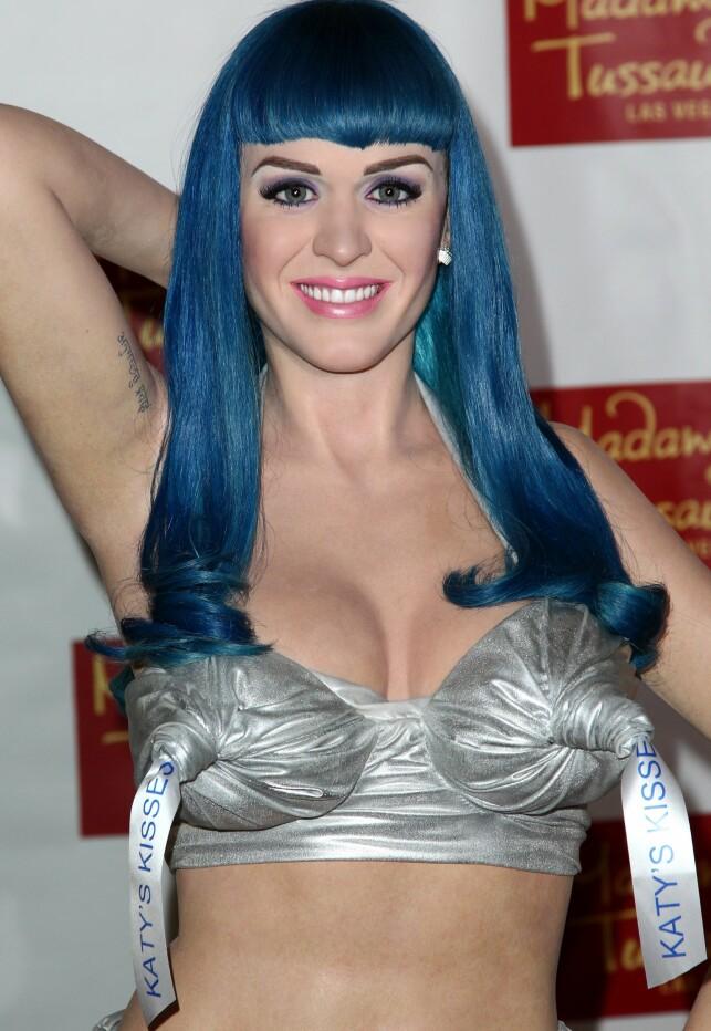 FALSK PERRY: Voksutgaven av Katy Perry som ble avduket i Los Angeles i januar 2013. Foto: Matt Sayles/Invision/AP/ NTB scanpix