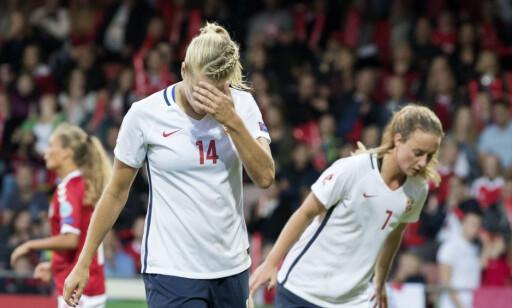 TOTAL MISS: Europas beste spiller forsvant fra EM på en 44.plass over de spillerne som inntil nå har hatt flest avslutninger i EM. FOTO:Berit Roald/NTB scanpix