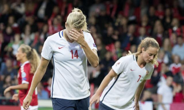 660f2571 Fotball-EM for kvinner 2017 - EM-fiaskoen er komplett etter tap: - Danskene  er sleipe - Dagbladet