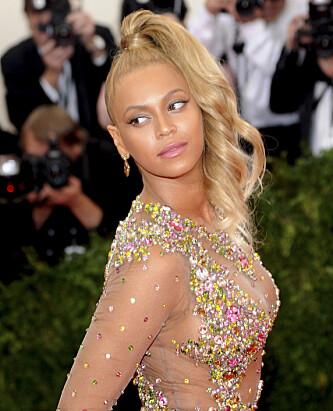 <strong><p>VAKKER:</strong> Beyoncé er kjent for sitt blendende vakre utseende. Foto: NTB Scanpix.  </p><p>  </p>