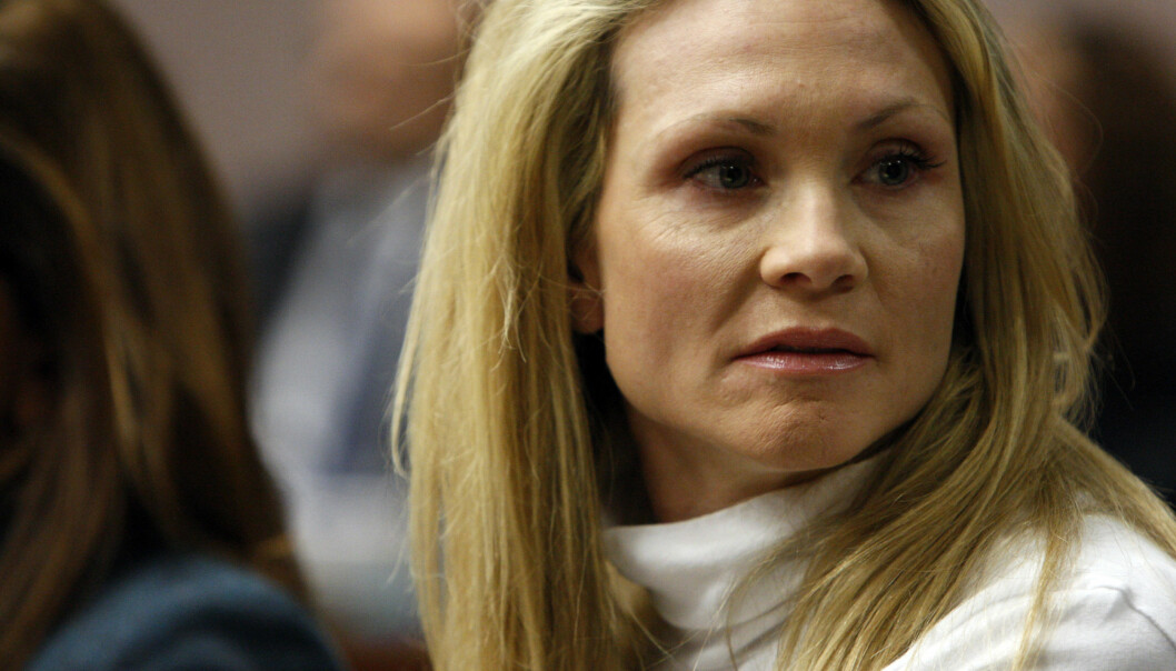 DØMT: I november 2012 kom beskjeden om at Locane var skyldig i drapet. Februar året etter kom dommen på tre år. Hun kunne ha fått flere år bak murene, men på grunn av datteras sykdom så dommeren det nødvendig at hun ikke var borte alt for lenge. Foto: AP Photo/The Star-Ledger, Robert Sciarrino, NTB scanpix