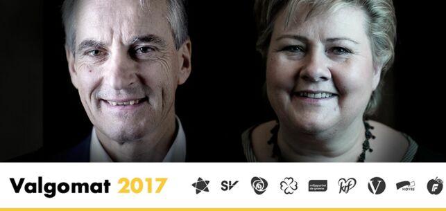 image: Prøv Dagbladets valgomat 2017