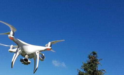 image: Flere er tatt - Du risikerer 15.000 i bot hvis du flyr feil med drone