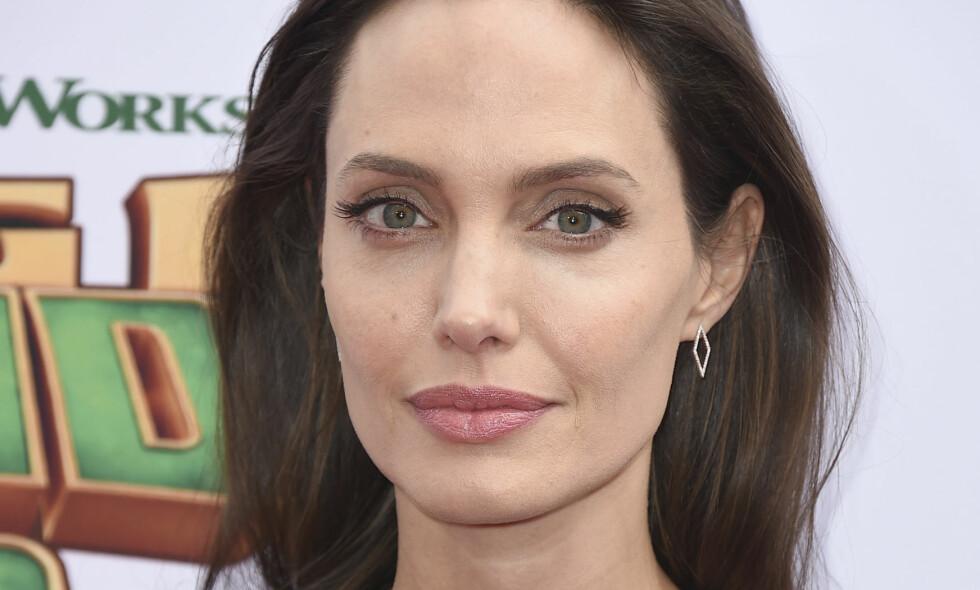 ÅPENHJERTIG: I et nytt intervju med Vanity Fair forteller Angelina Jolie om bruddet med Brad Pitt. Foto: NTB scanpix