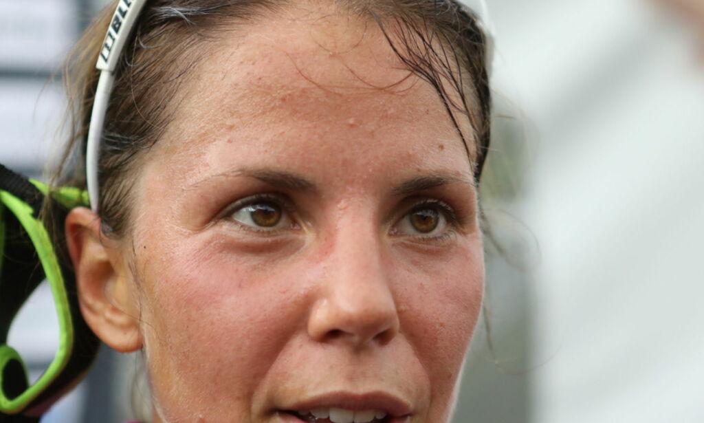 image: Kalla knuste de norske jentene opp monsterbakken i Lysebotn