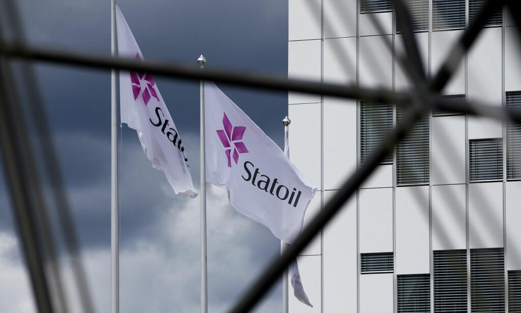 SMUTTHULL I SYSTEMET: Statoil utnytter, på samme måte som de fleste andre store multinasjonale selskaper, et skattesystem som ikke henger med i tiden, skriver Widskjold. Foto: Lise Åserud / NTB scanpix