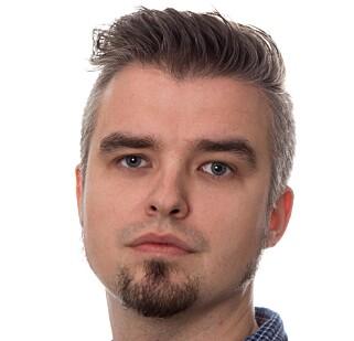 POLITISK RÅDGIVER: Ole-Andreas Pedersen.