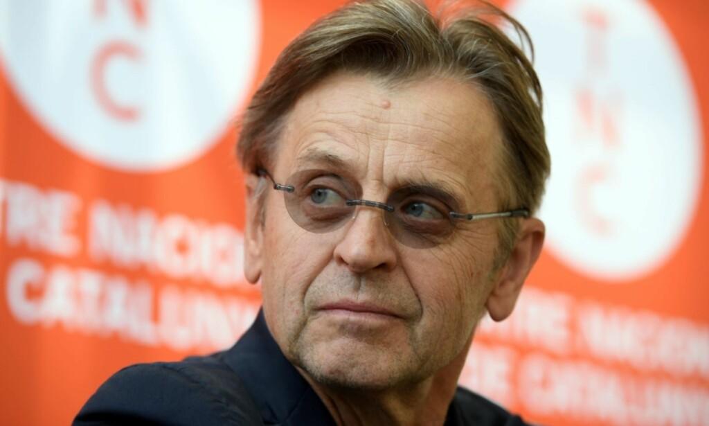 «THE RUSSIAN»: Mikhails karakter ble kalt for «The Russian» i serien, men ble fort upopulær blant seerne. Her er han avbildet i juni. Foto: AFP/ NTB Scanpix