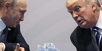 USA om at Putin kaster ut over 700 diplomater: - Unødvendig