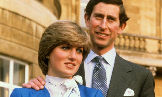 BARE NESTEN: Det stemmer at Diana var prinsesse av Wales, men det ga henne likevel ikke retten til å bli omtalt som prinsesse Diana. Dette var et navn mediene brukte. Foto: NTB scanpix