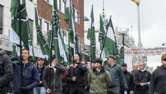 Derfor må nazistene få demonstrere