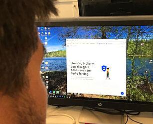 image: Google har en liste over alt du har gjort på internett