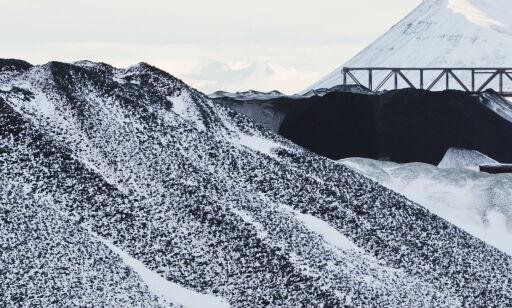 image: Synes du Norge skal åpne kullgruver i 2017?