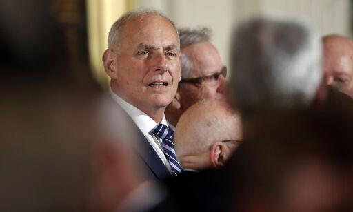 image: Bare minutter etter at han begynte i jobben i Det hvite hus, sparket han Scaramucci