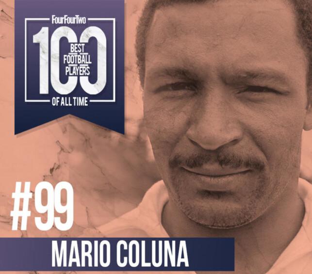 image: FourFourTwo kårer tidenes 100 beste spillere: Her er plassene 100-91
