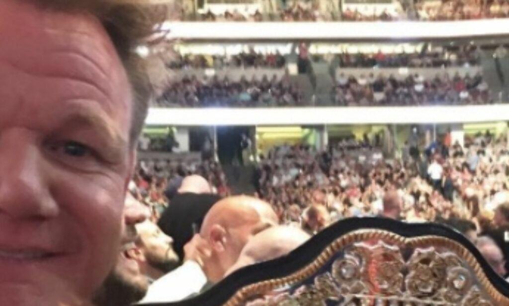 image: Gordon Ramsays nye bilde bekymrer fansen