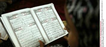 Væpner seg med norsk Koran mot IS