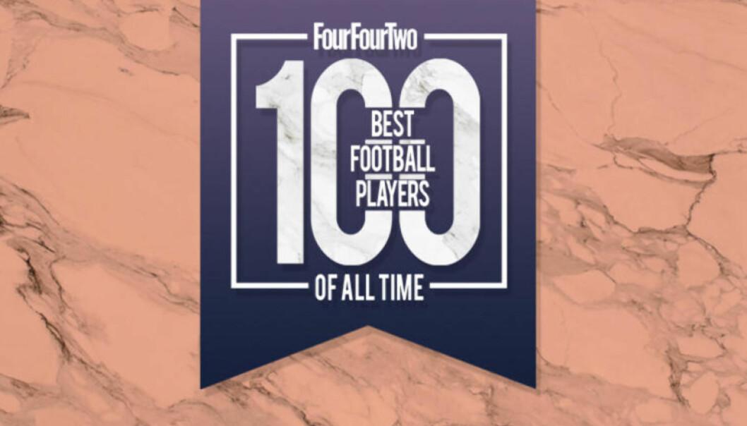 <strong>TIDENES BESTE:</strong> FourFourTwo har laget en liste over tidenes 100 beste fotballspillere. Foto: FourFourTwo