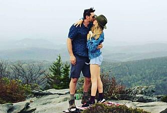 <strong>HAPPY ENDING:</strong> Kyle James og Ashley Grigsbys forhold ble enda mer sammensveiset etter turen verden rundt. Foto: Kyle James