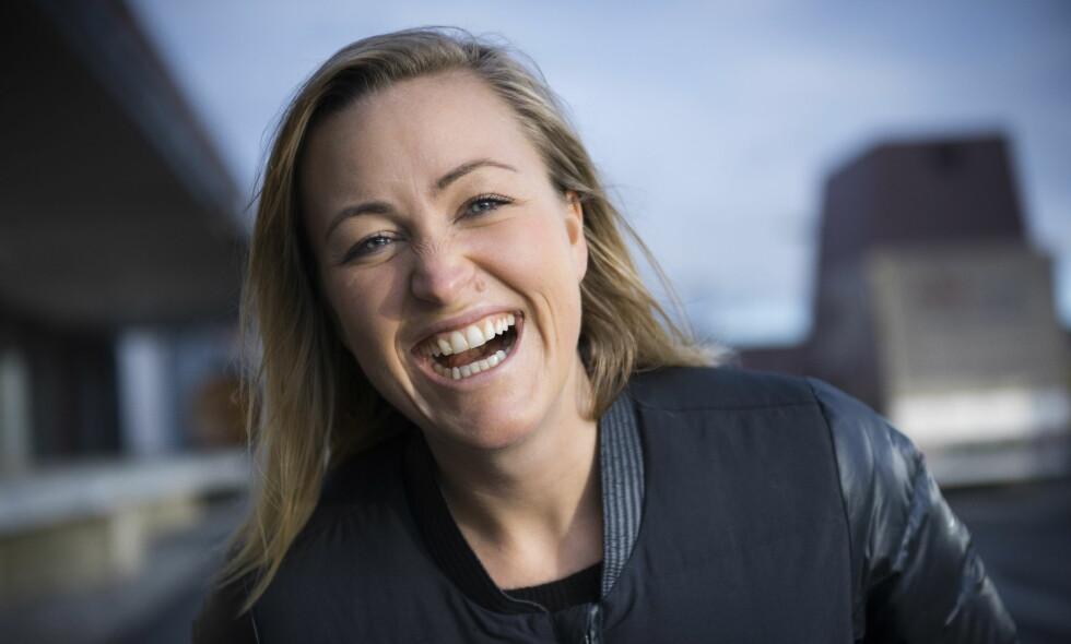 FORELSKET: Stine Hartmann avslører at hun har funnet kjærligheten igjen, og er nå stormforelsket. Foto: Lars Eivind Bones / Dagbladet
