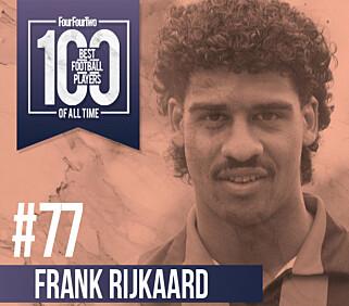 image: FourFourTwo kårer tidenes 100 beste spillere: Her er plassene 80-71